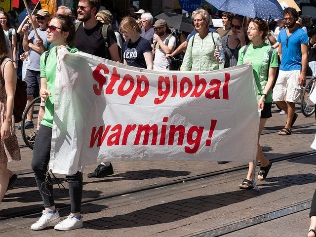 People raises concern on climate change
