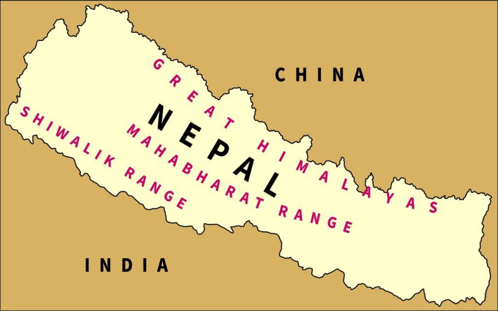 India-nepal-border