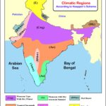 the climate zones in india